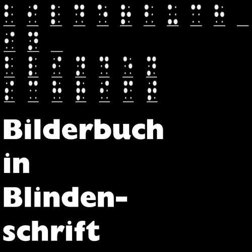 Bilderbuch in Blindenschrift: 10:00