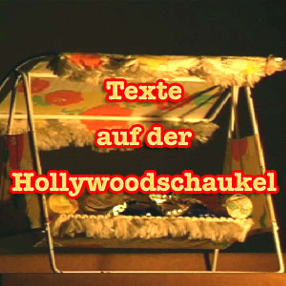 Hollywoodschaukel Live am 30.07.