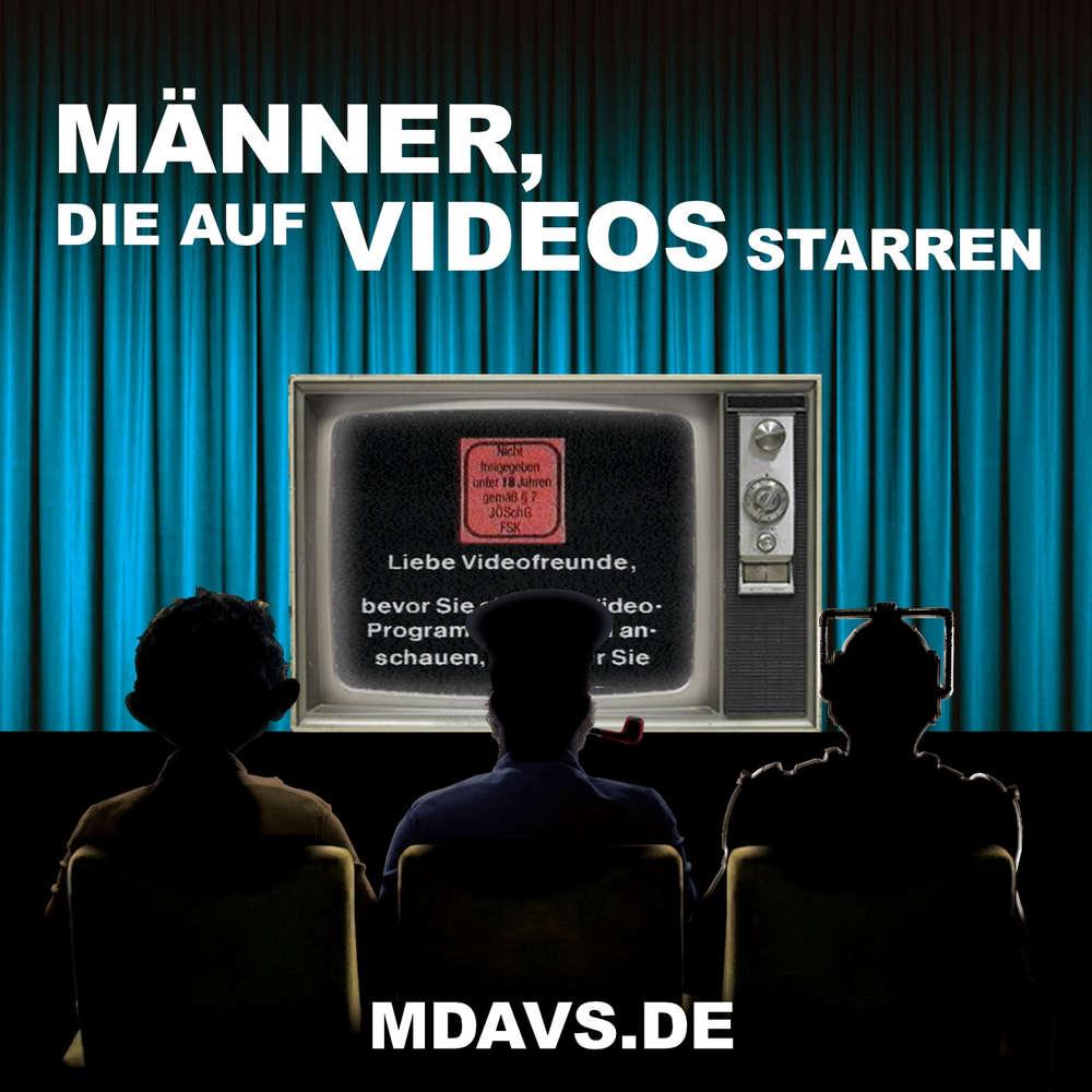Männer, die auf Videos starren | Trashfilme, schlechte Musik und grottige Games