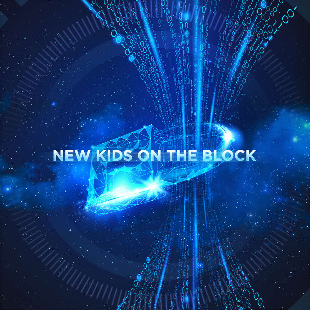 New Kids on the Block | Kryptowährungen