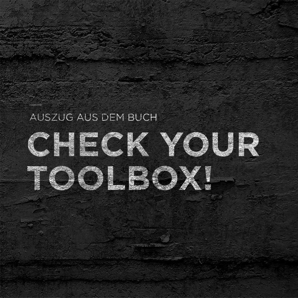 Check your Toolbox!