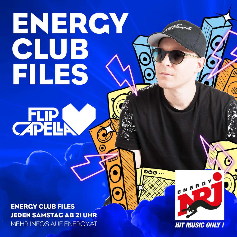 Flip Capella ENERGY CLUB FILES - Podcast 586 - 08.06.2019