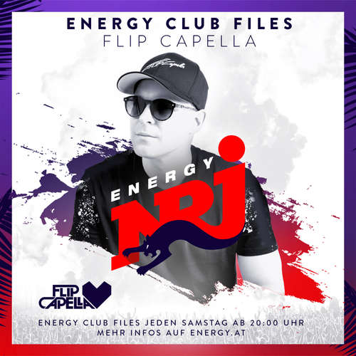 Flip Capella 662 ENERGY CLUB FILES Podcast - 27. 11. 2020