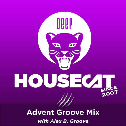 Deep House Cat Show - Advent Groove Mix - with Alex B. Groove