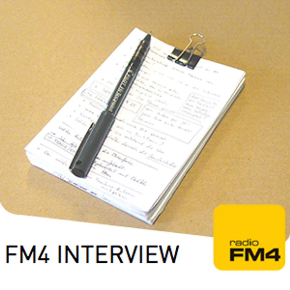 FM4 Interview Podcast (20.06.2019)
