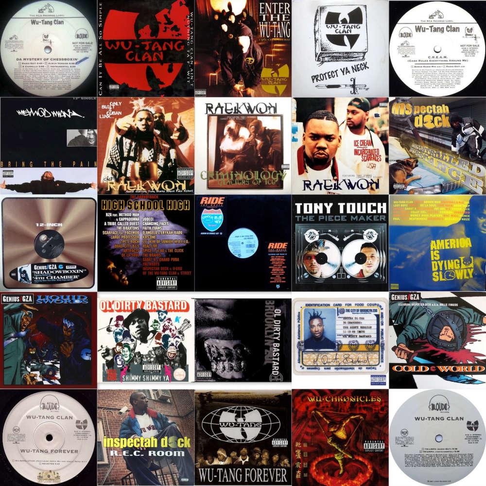 Wu-Tang Clan Mix