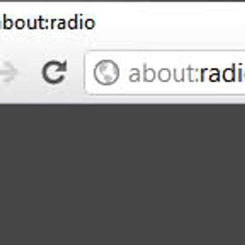 about:radio