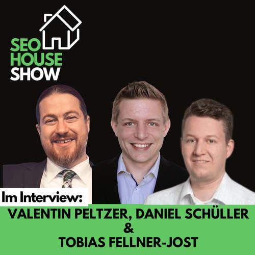 Verlags SEO 2021 – Interview mit Valentin Pletzer, Daniel Schüller & Tobias Fellner-Jost