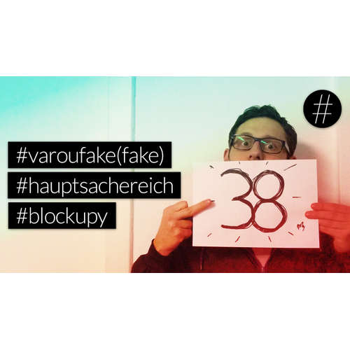 #nohashtag 038 #varoufake #varoufakefake | #hauptsachereich | #blockupy