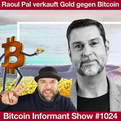 #1024 Bitcoin Mining Difficulty, Guggenheim BTC Investment & Raoul Pal tauscht Gold gegen Bitcoin