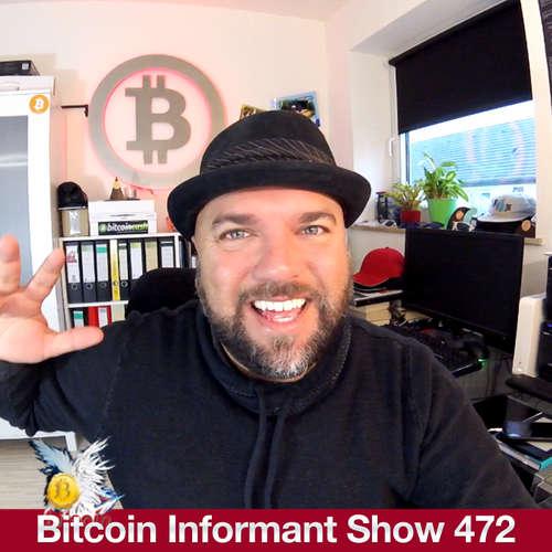 #472 Hacker 571 Millionen Beute, Keine Krypto Definitionen in Gesetzesentwurf & Bitcoinfiles.com