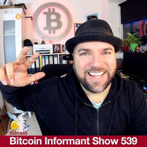 #539 CBOE Bitcoin ETF zurückgezogen, Krypto Adoption Iran wächst & Bitcoin Porno Erpressung