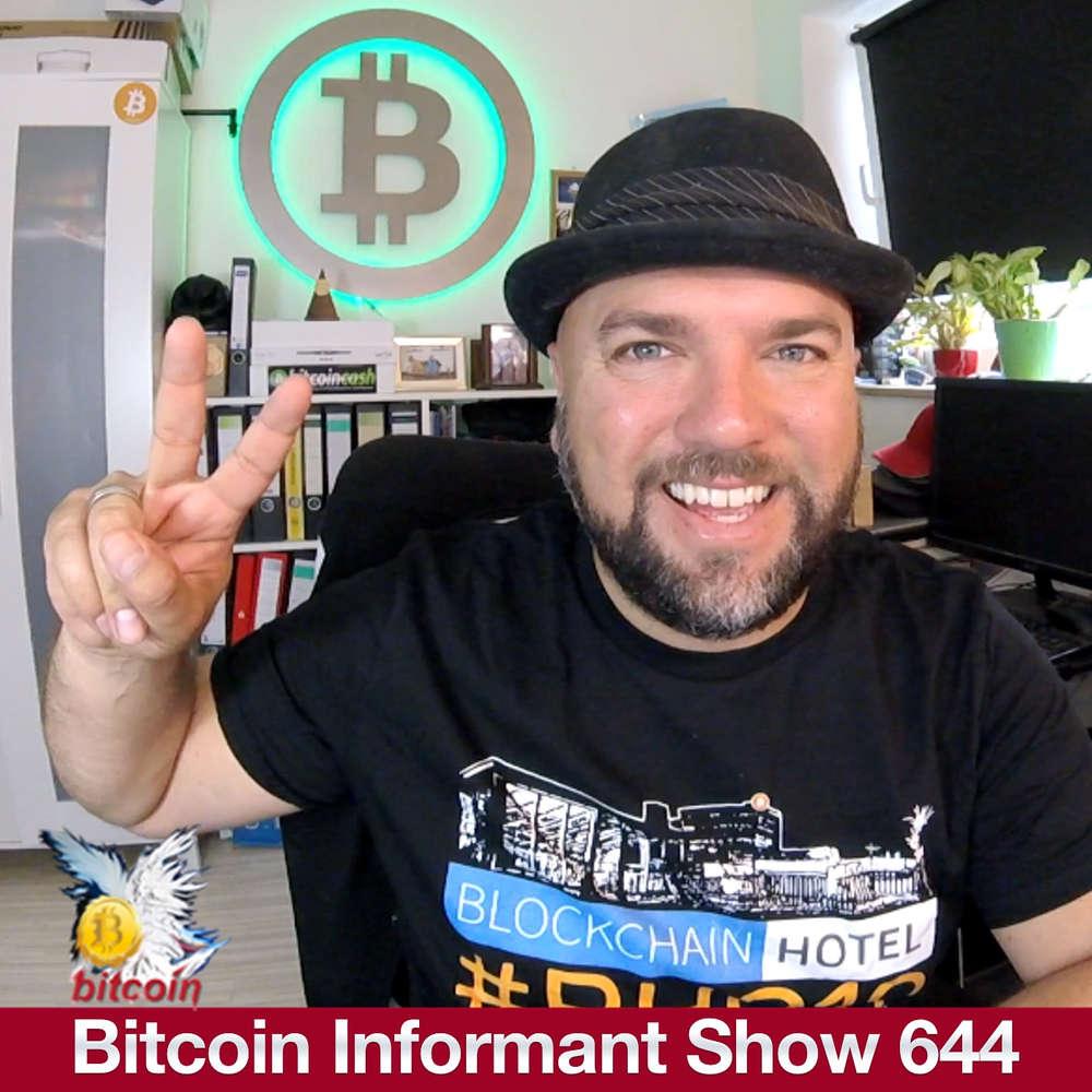 #644 Russland will Facebook-Krypto nicht legalisieren, Bitcoin erste Hype Zeichen