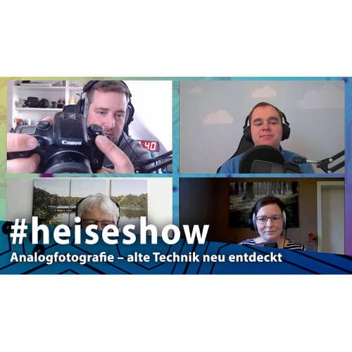 Analogfotografie – alte Technik neu entdeckt | #heiseshow