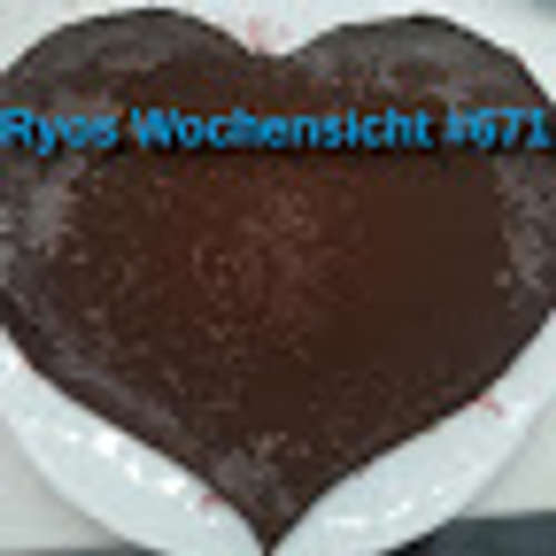Ryos Wochensicht #671 (2020-W16) / Pi(e) zum Fressen gern
