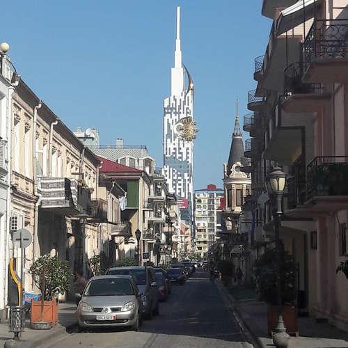 Batumi in Georgien: Las Vegas am Schwarzen Meer
