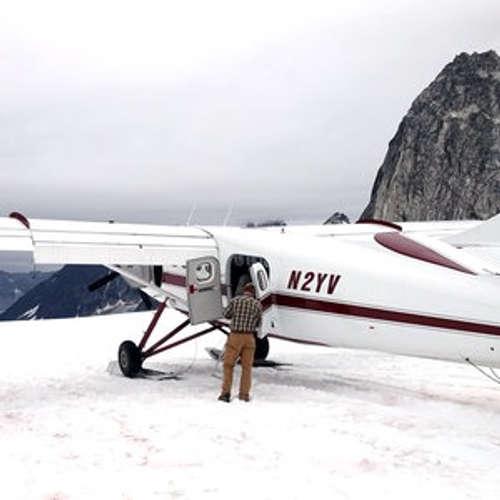 Schnee und Eis - Alpen und Alaska