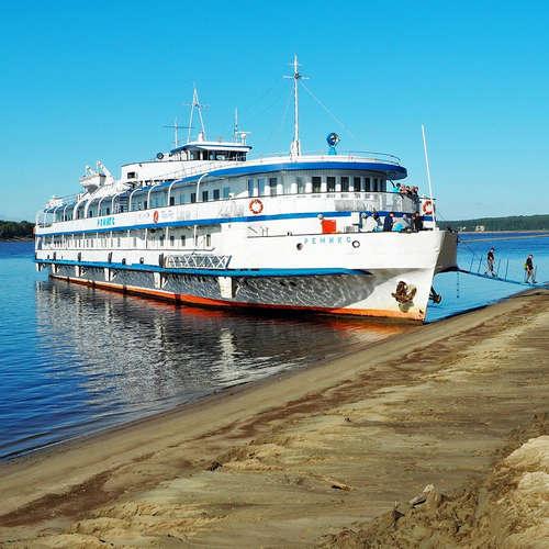 Auf dem Ob durch Russland - Mit dem Schiff nach Novosibirsk