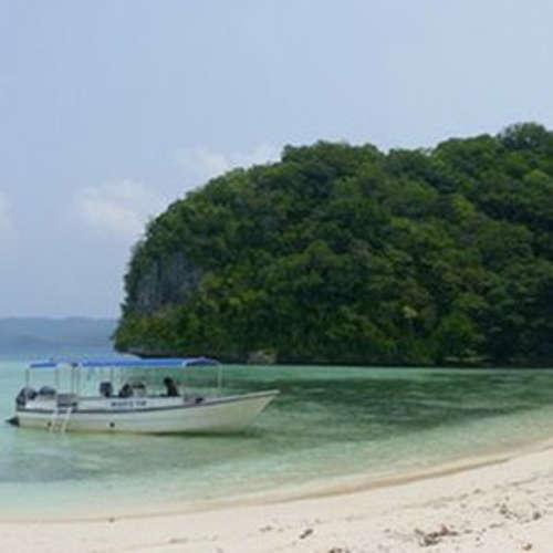 Eine Zeitreise in die Südsee: Palau - das Inselparadies