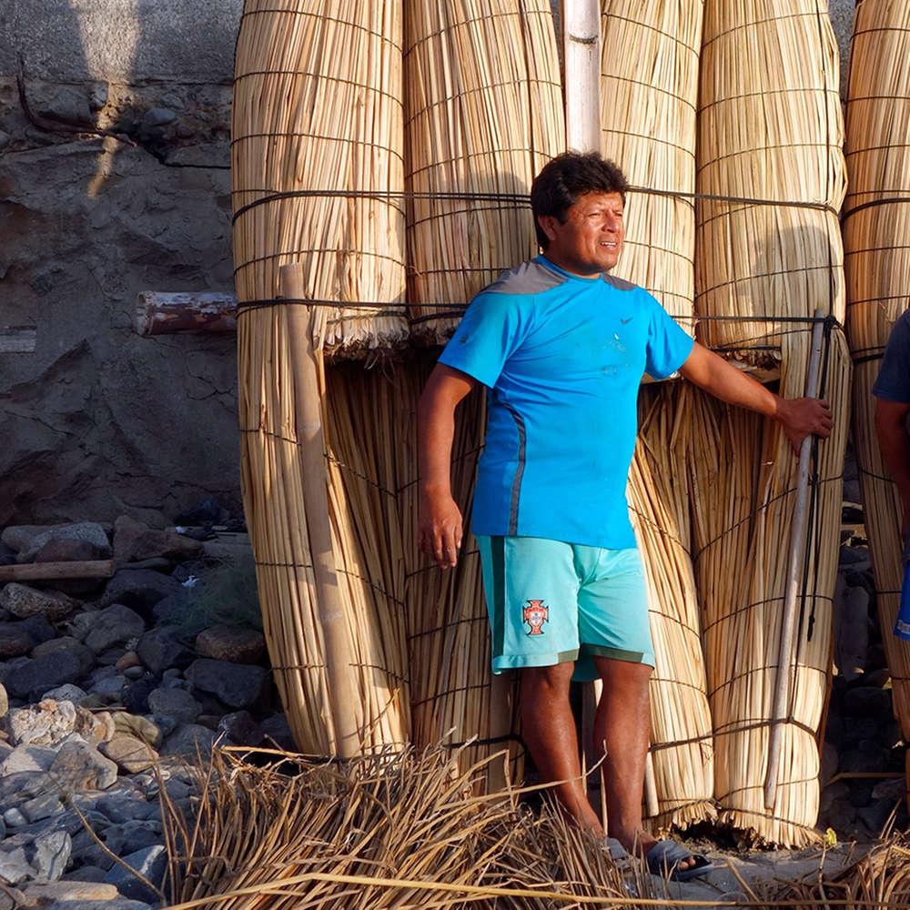 Peru - Glaube und Hoffnung an der Küste der Inkas