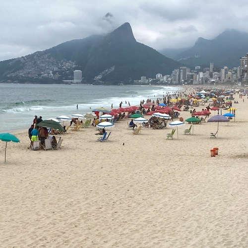 Rio de Janeiro ohne Karneval
