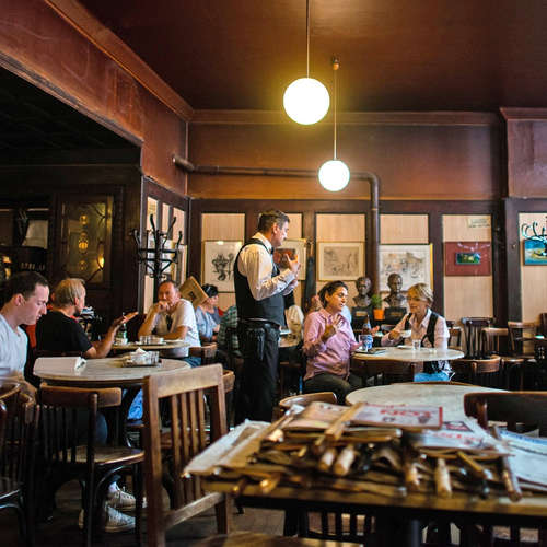 Haiti-Classics: Wiener Kaffeehäuser, unsterbliche Tradition