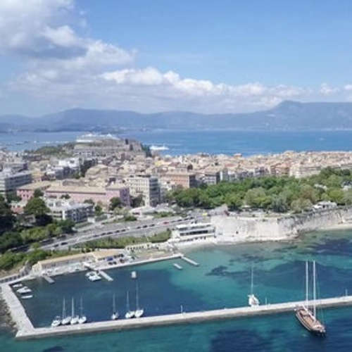 Korfu:– Griechenlands grüne Insel
