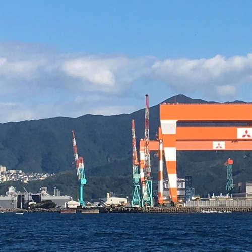 Nagasaki - Japans Tor zur Welt