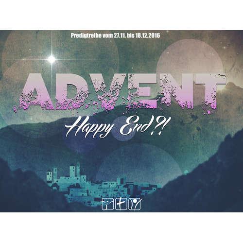 Advent feiern wie Noah