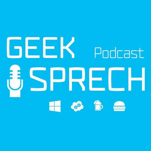 #43 - GeekSprech - Hairless In The Cloud ist Schuld