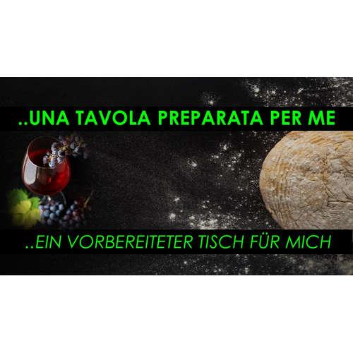 Giuseppe Mirabelli - Una tavola preparata per me / Ein vorbereiteter Tisch fuer mich (IT/DE)