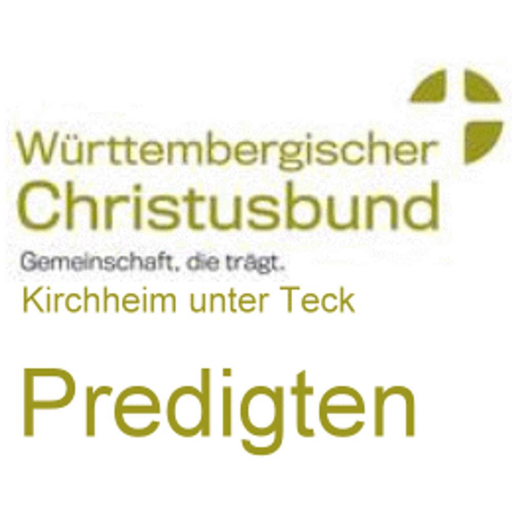 Christusbund Kirchheim 10.01.2021 Vormittagsgottesdienst  mit Guenther Oehrlich zu Lukas 8,4-15