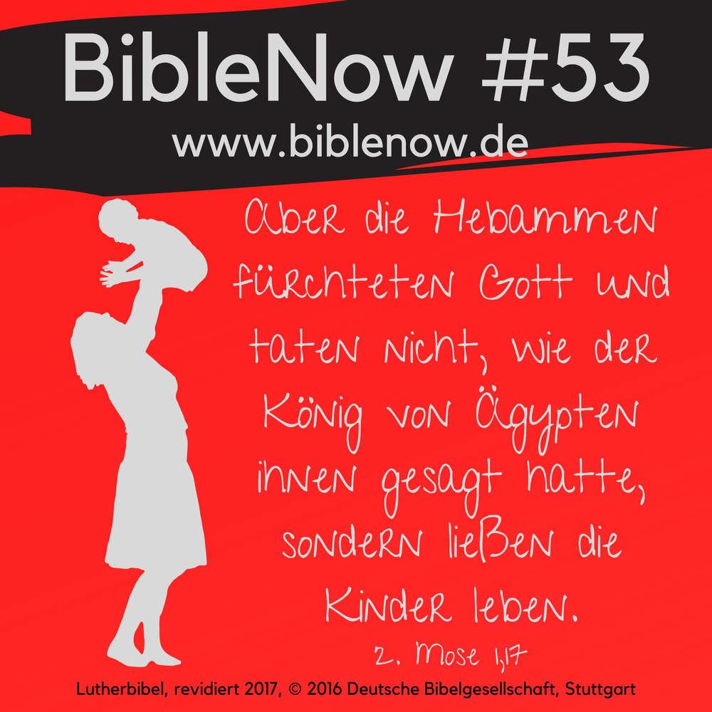 BibleNow #53: Einführung 2. Mose + 2. Mose 1,1-17