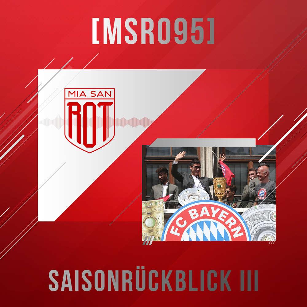 MSR095 Saisonrückblick III