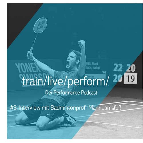 Interview mit Badmintonprofi Mark Lamsfuß