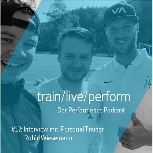 Interview mit Personal Trainer Robin Wiesemann