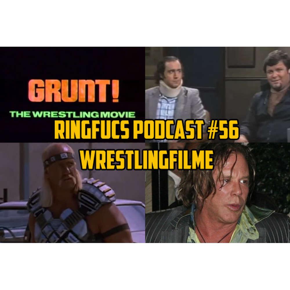 Ringfuchs Wrestling Podcast #056 – Wrestlingfilme