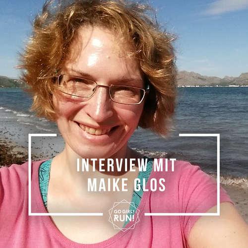 """""""Ich bin eine stolze Läuferin!"""" – Interview mit Maike Glos"""