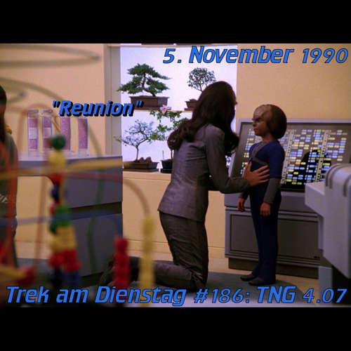#186: Reunion (TNG 4.07)