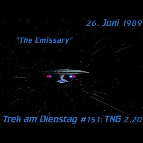 #151: The Emissary (TNG 2.20)