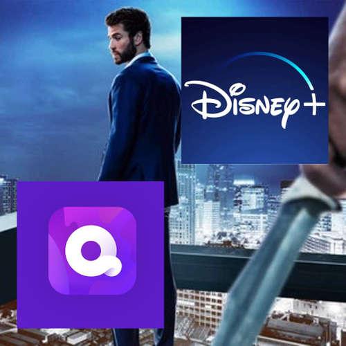 Quibi vs. Disney+ - Wer gewinnt in der Isolation?