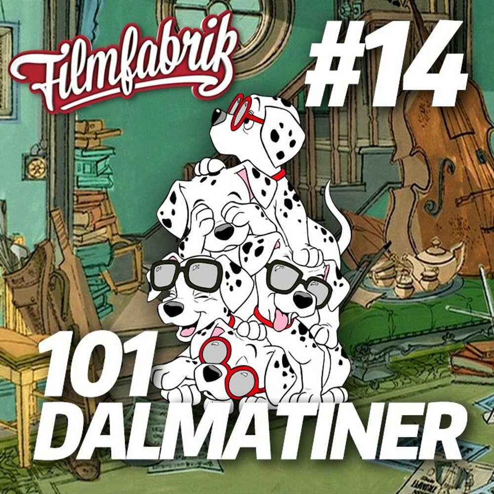 101 DALMATINER | Zwei PRINZESSINNEN reden über Disney | #14