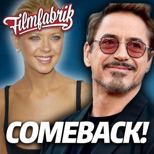 Zweite Chance in Hollywood? Die größten COMEBACKS! | FILMFABRIK LIVE #30