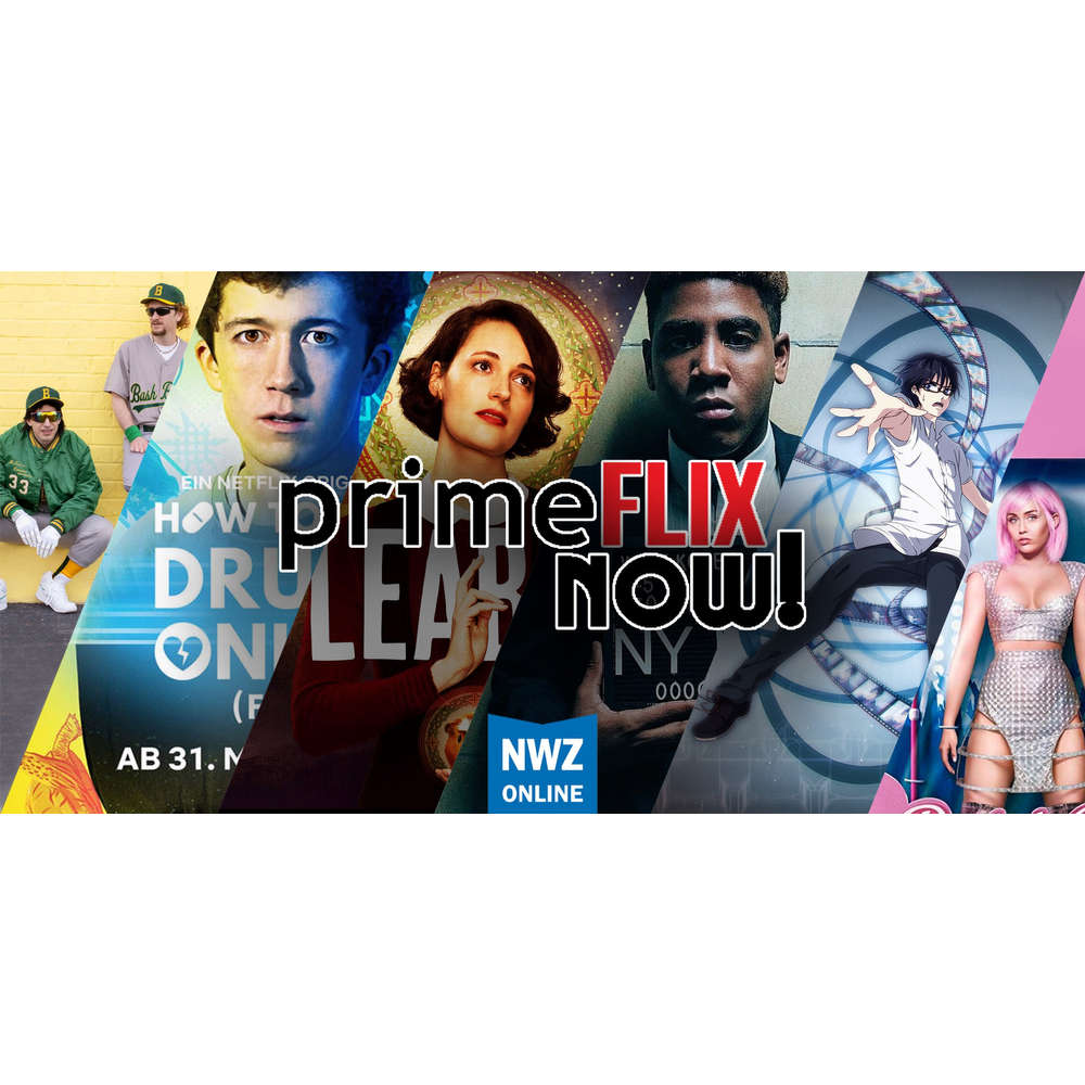 PrimeFlix NOW! Ep.29: Black Mirror Staffel 5, How to sell drugs online (fast), Erased: Die Stadt, in der es mich nicht gibt, Fleabag, The Unauthorized Bash Brothers Experience,  When They See Us, High Seas