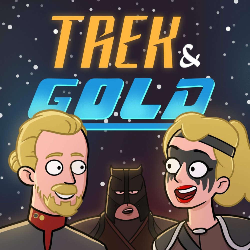 63 - Trek & Gold: Lower Decks - Staffelfinale mit den Folgen 9 und 10