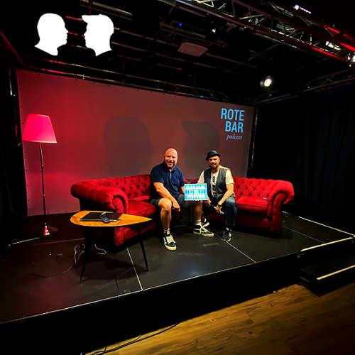 Rote Bar 76: Gesichtserkennung -LIVE Podcast aus Frankfurt-