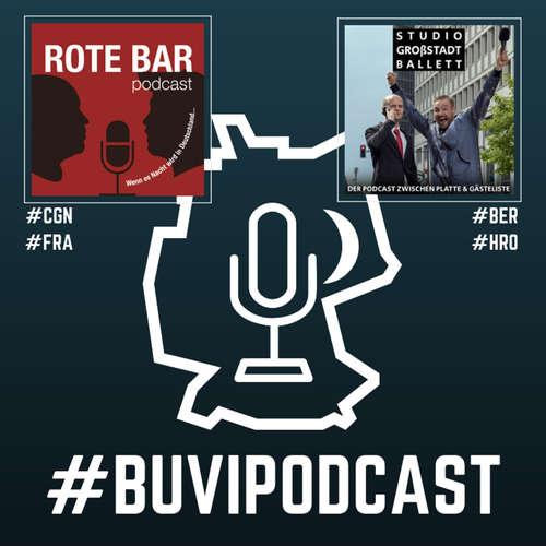 Rote Bar 53: Bundesvision Podcast ft. Studio Großstadtballett