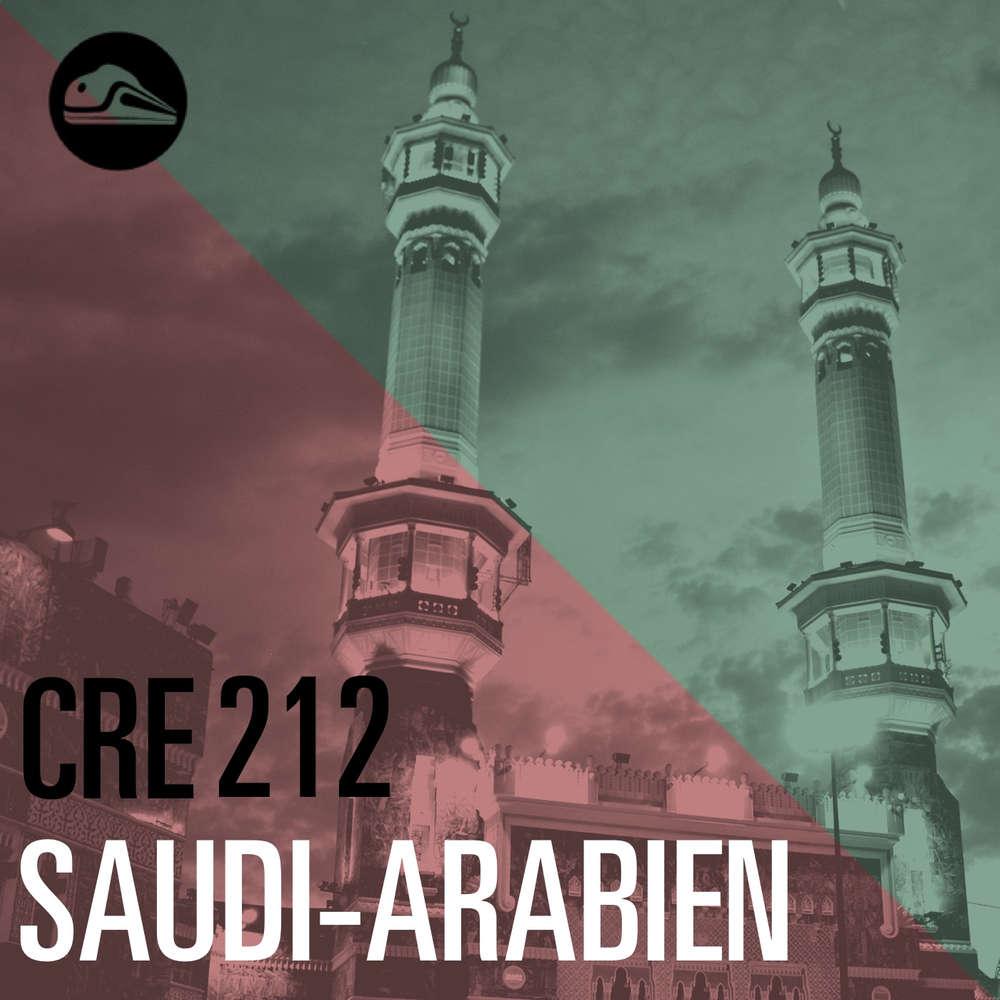 CRE212 Saudi Arabien