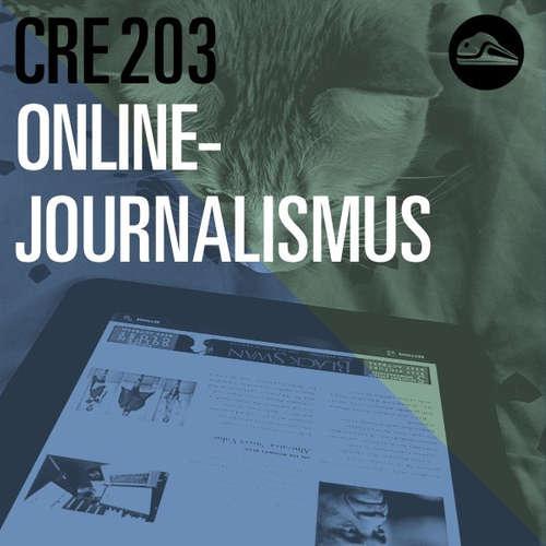 CRE203 Online-Journalismus