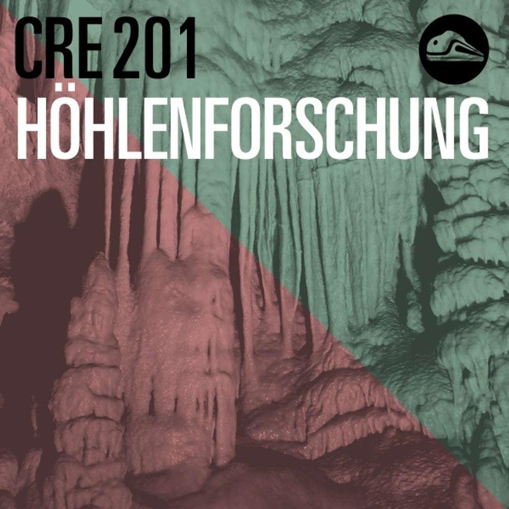 CRE201 Höhlenforschung